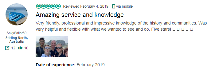 Amazing service and knowledge