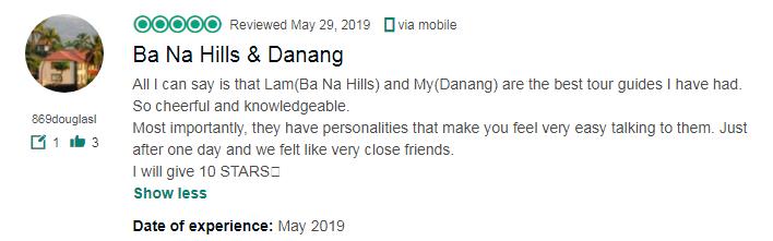 Ba Na Hills & Danang