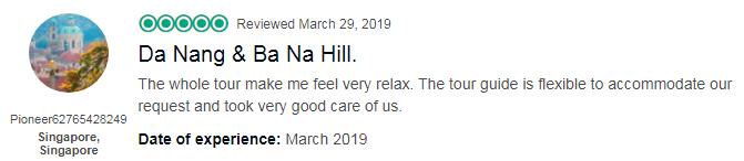 Da Nang & Ba Na Hill.