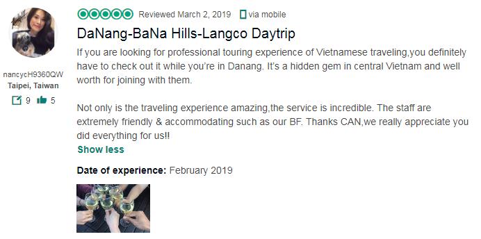 DaNang-BaNa Hills-Langco Daytrip