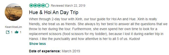 Hue & Hoi An Day Trip