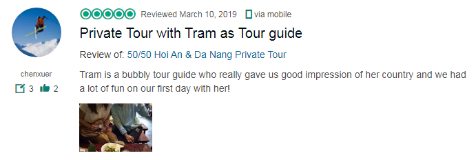 Private Tour with Tram as Tour guide