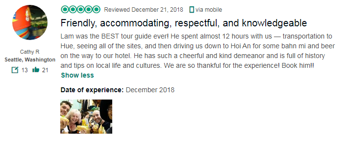 Friendly, accommodating, respectful, and knowledgeable