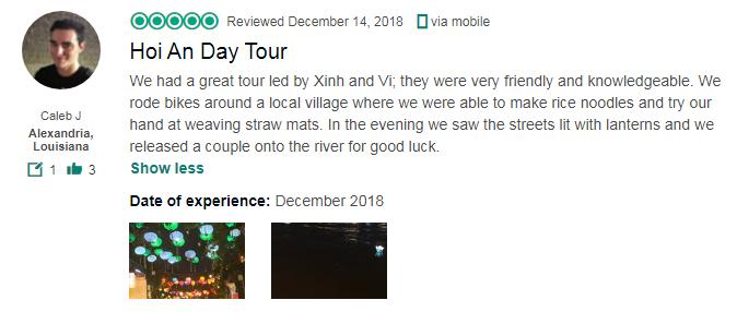 Hoi An Day Tour