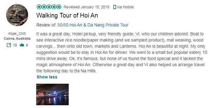 Walking Tour of Hoi An