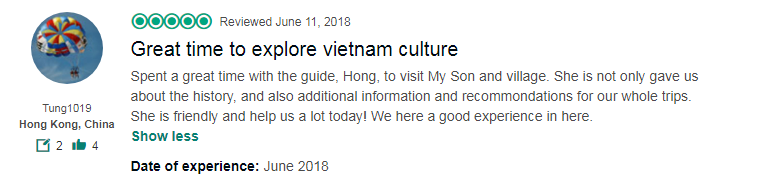 Great time to explore vietnam culture