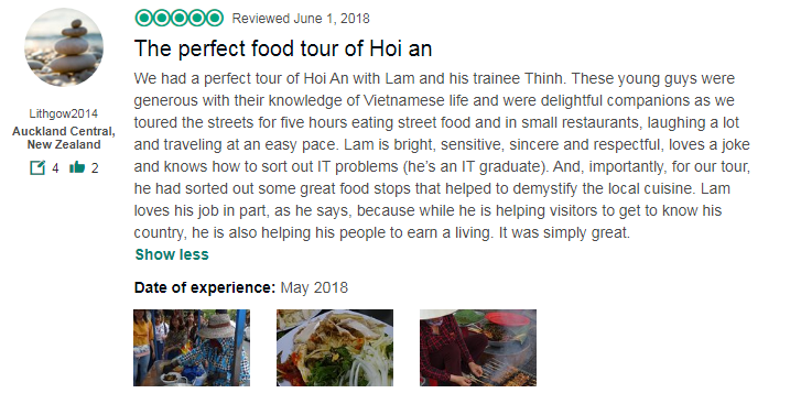 The perfect food tour of Hoi an